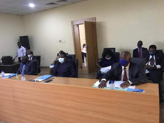 Delta State House of Assembly Public Accounts Committee