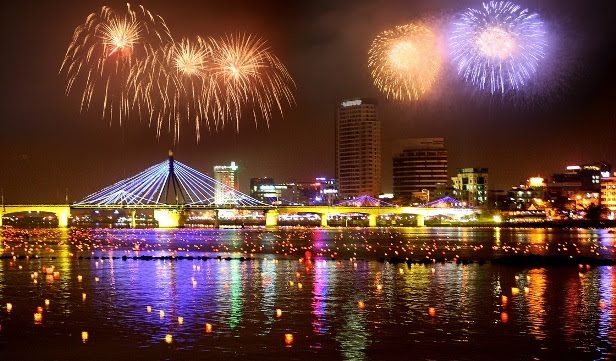 danang fireworks