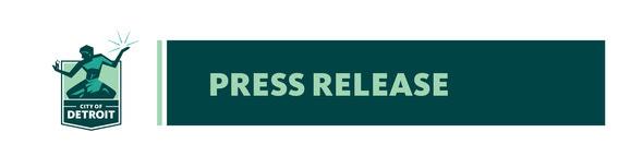 Generic Press Release Header