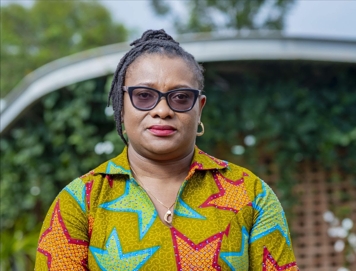 Our Country Director in Nigeria, Buki Onyishi, speaks out on the pandemic that has plagued her country for so many years: sexual violence.