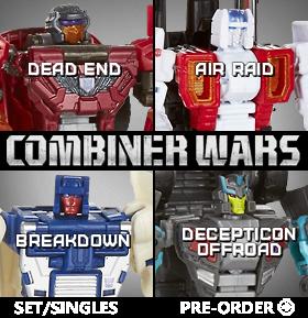 Combiner Wars Deluxe 2