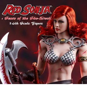 RED SONJA 1/6 SCALE FIGURE