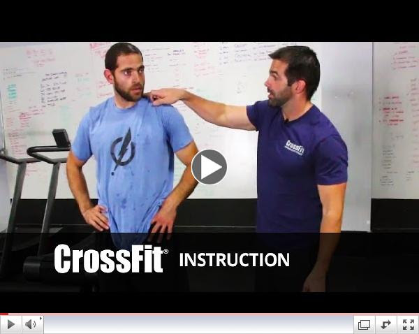 Front Squat Development with Pat Sherwood