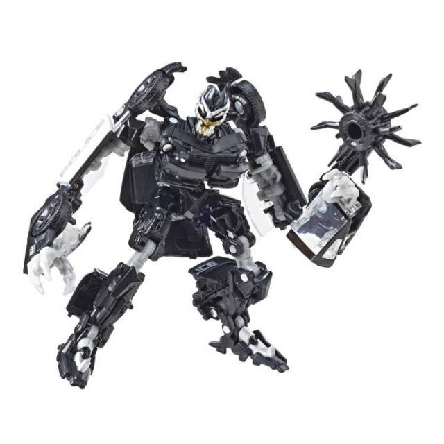 Transformers Generations Studio Series - Deluxe Barricade