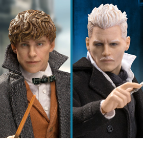 FANTASTIC BEASTS 1/8 SCALE FIGURES