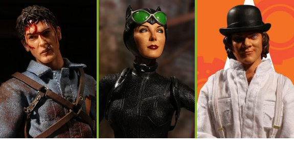 ONE:12 COLLECTIVE ASH, CATWOMAN, & ALEX DELARGE