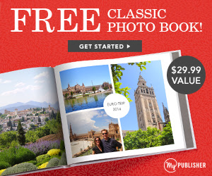 FREE Classic hardcover photo b...