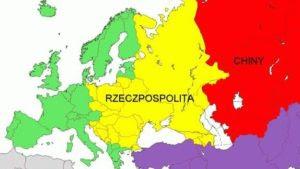 Granica polsko-chińska