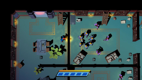 The Mr. Shifty game follows a teleportation-fueled heist to break into the world's most secure facil ...
