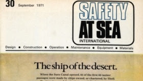 Insight: 45 years of Safety at Sea magazine