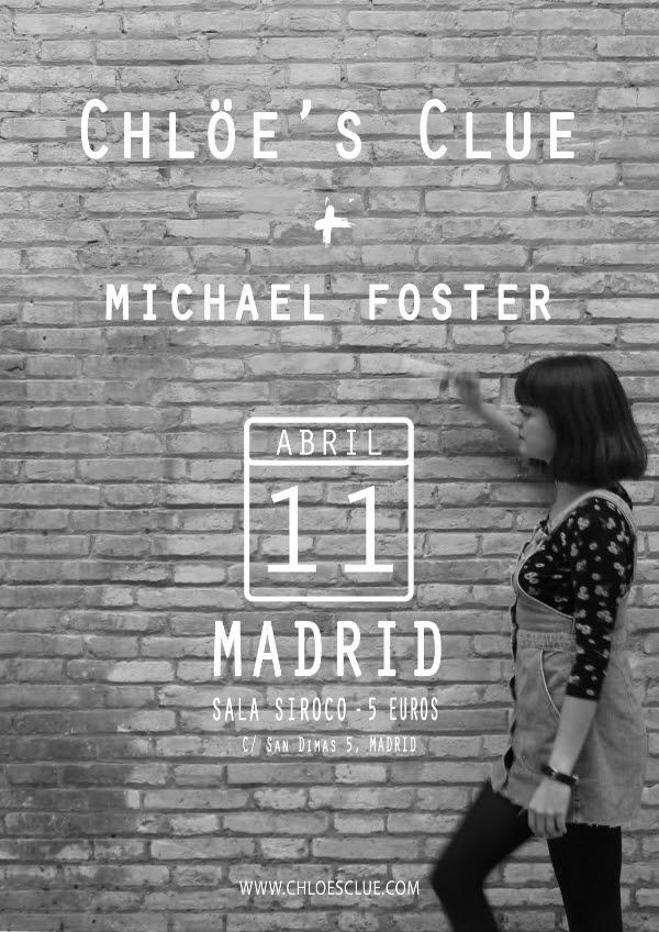 Chlöe's Clue y Michael Foster Siroco