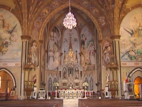 Igreja Nossa Senhora do Patrocínio tem mais de 100 anos e muitas curiosidades