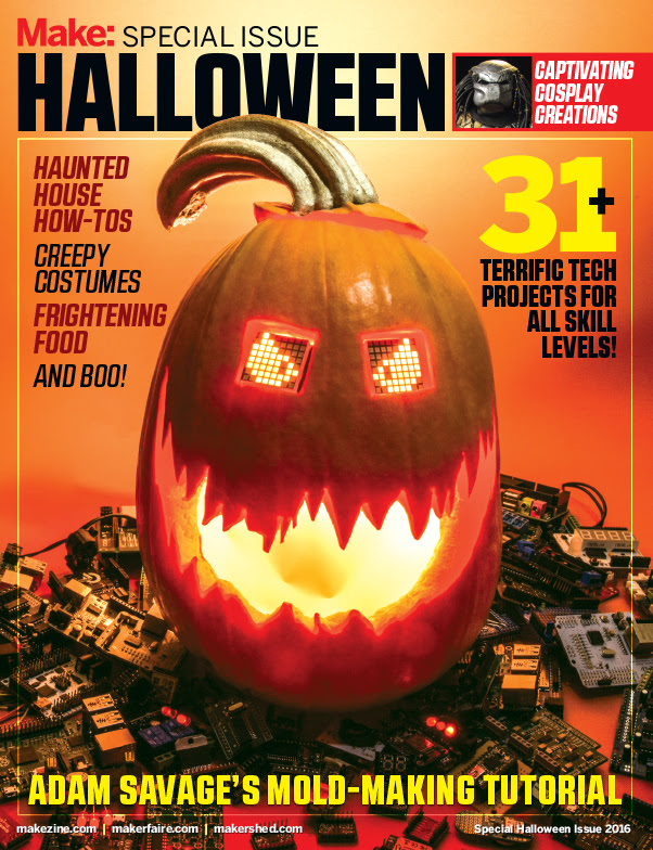 Make Halloween Special Issue