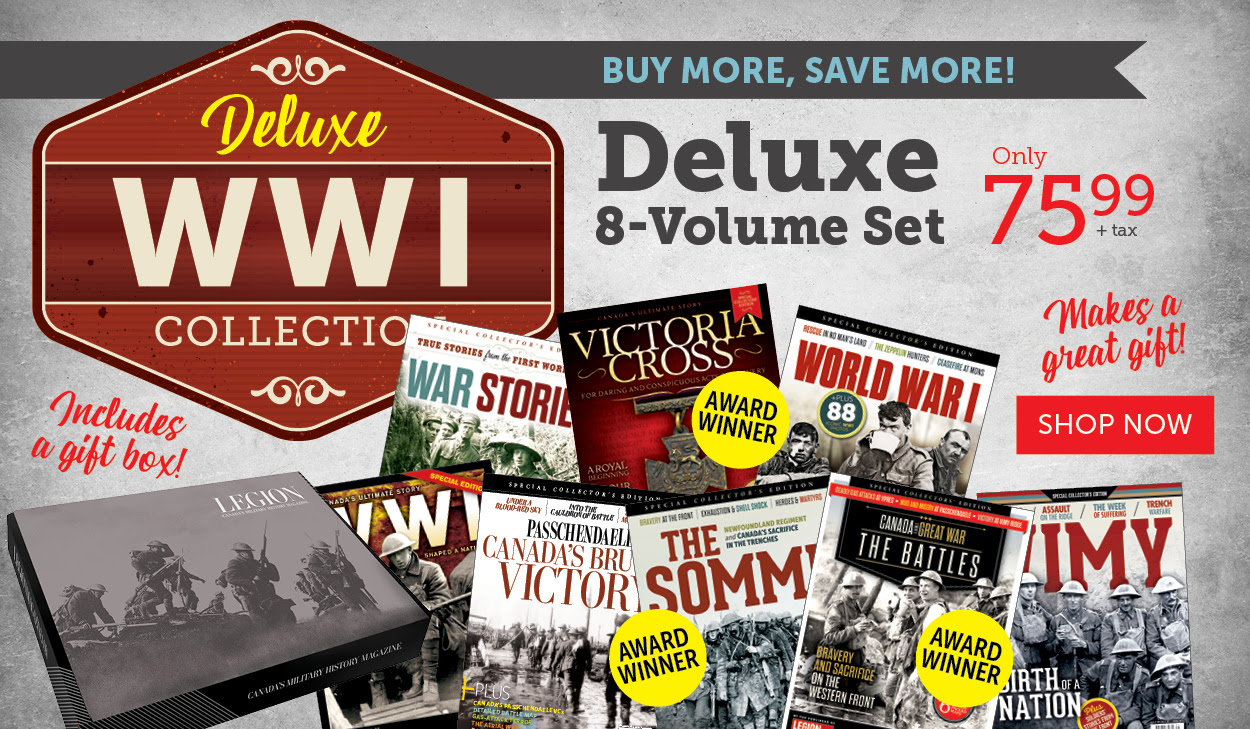 WW I Deluxe 8-Volume Set