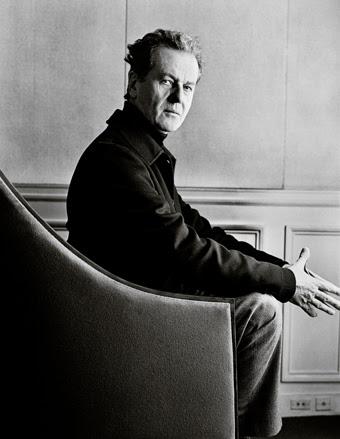 Portrait of Jacques Grange. © Jérôme Macé.