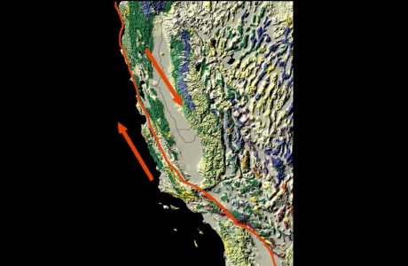 S Cal Time Bomb: Ground By San Andreas Fault Is 'Rising And Sinking'