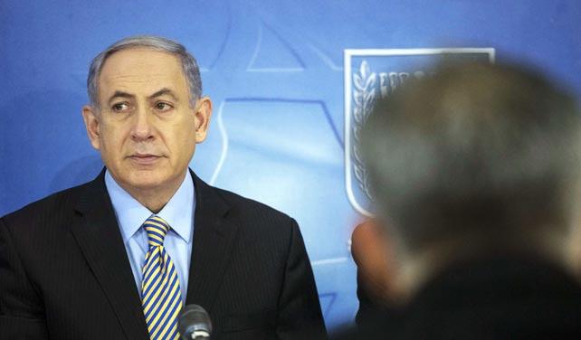 El primer ministro israelí, Benjamin Netanyahu, en una imagen de archivo.