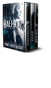 Halfskin Boxed: Books 1–3