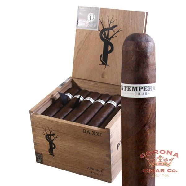 Image of Intemperance BA XXl Avarice Cigars
