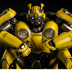 BUMBLEBEE DLX SCALE COLLECTIBLES SERIES
