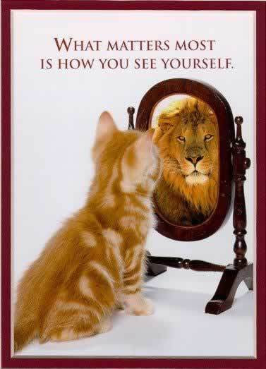 mirror-self-reflection-image