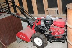 Honda FRC800 Tiller - Sold for $1050 in the MaxSold Ottawa Moving Sale.