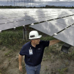 Why insist on coal as solar gets cheaper? (AP Photo/Chris O'Meara)