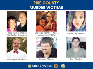Pike County Murder Victims