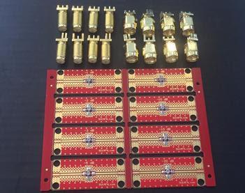 RF Atenuators PCB 2