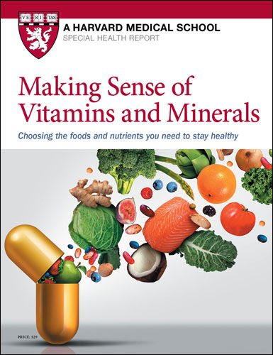 Making Sense of Vitamins and Minerals