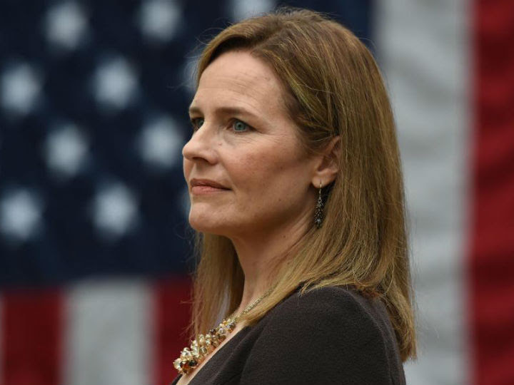 Last month President Donald Trump nominated conservative judge Amy Coney Barrett to succeed the late Ruth Bader Ginsburg, a progressive icon.