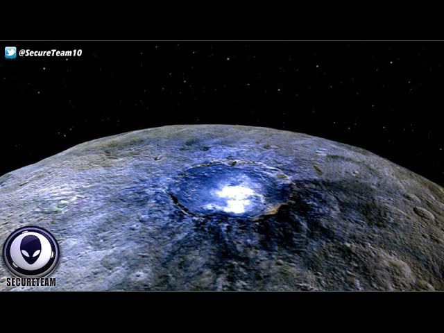 """WHOA! Mystery """"Bright Spots"""" On Asteroid Ceres Are Changing! 3/17/16  Sddefault"""
