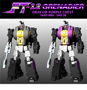 FT-12 AND FT12T GRENADIER