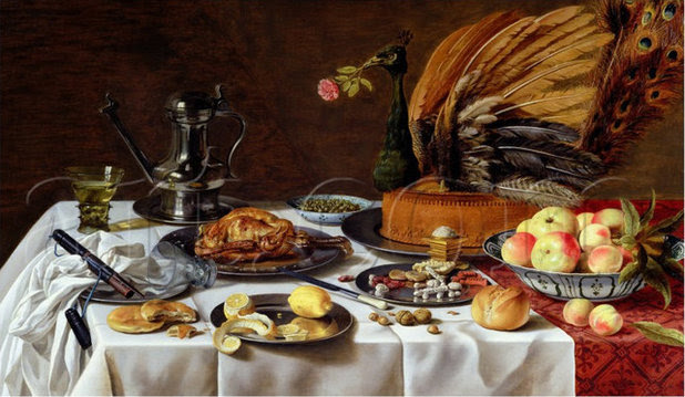 Image result for still life dutch master