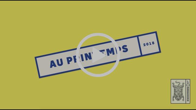 Programmation Printemps 2018 | La Maroquinerie