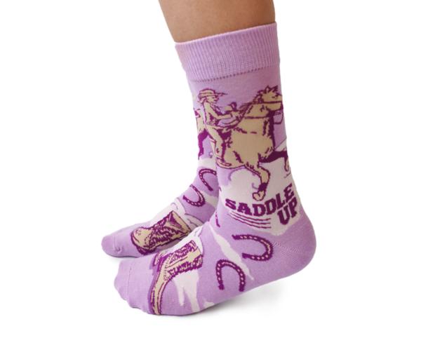 Saddle Up Socks