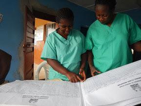 CDC in Sierra Leone IDSR