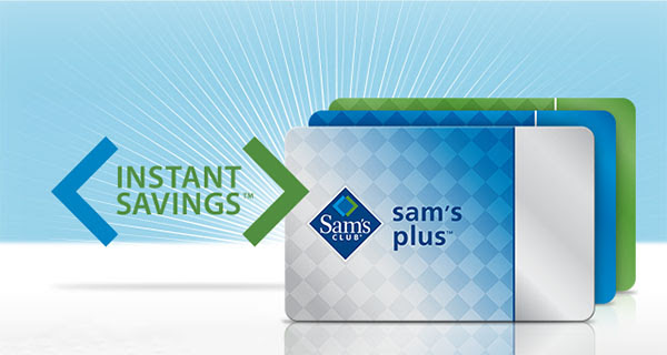 Join Sam's Club and get 6% cas...