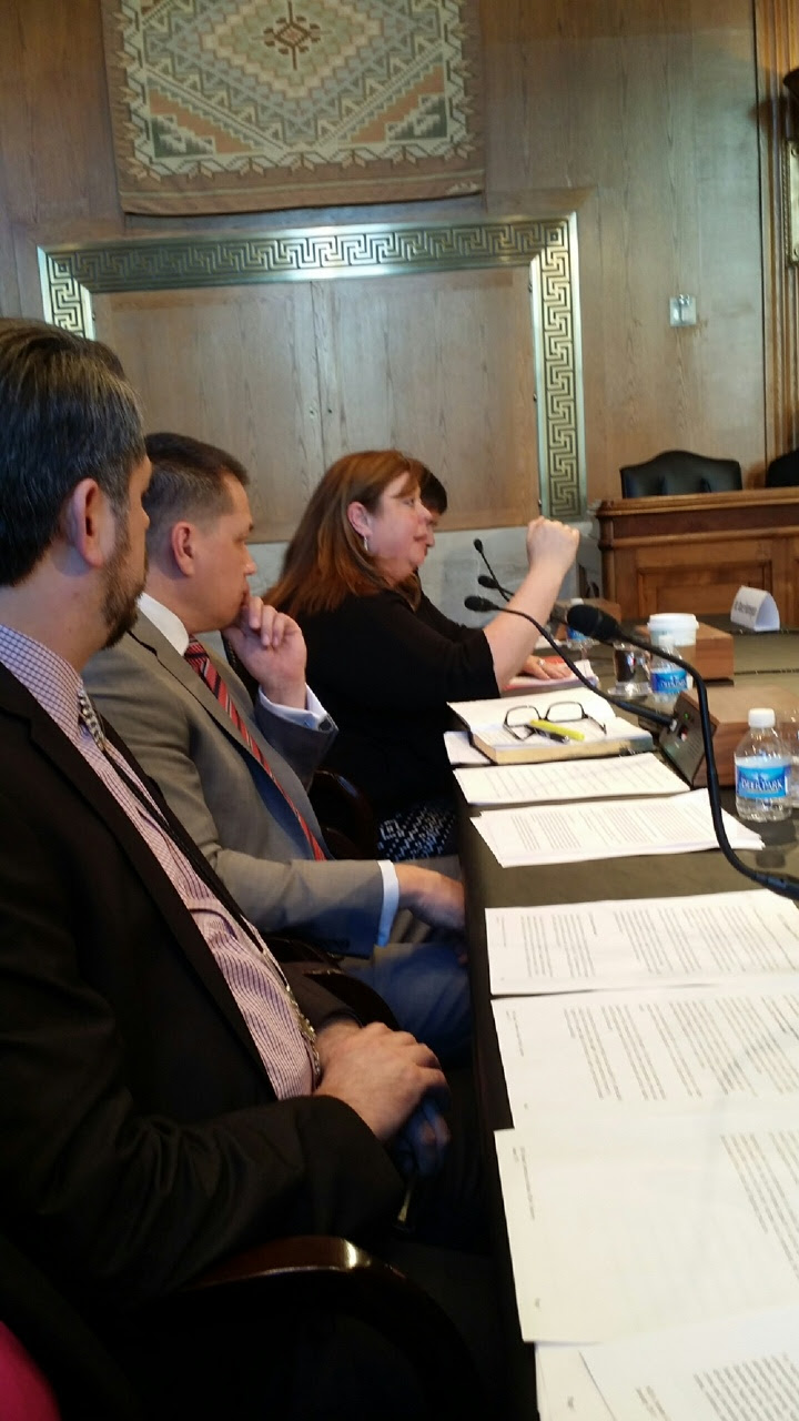 NIHB Executive Director Testifies before Senate Committee on Indian Affairs