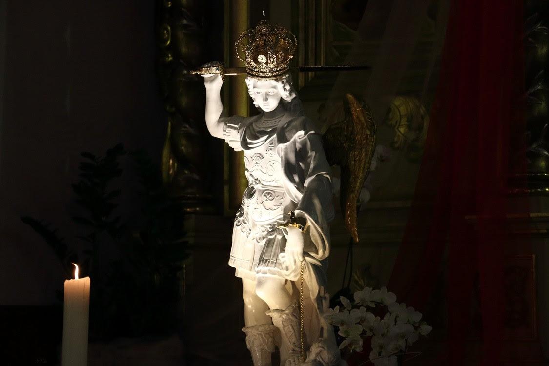 Peregrynacja figury św. Michała Archanioła - gliwice.gosc.pl