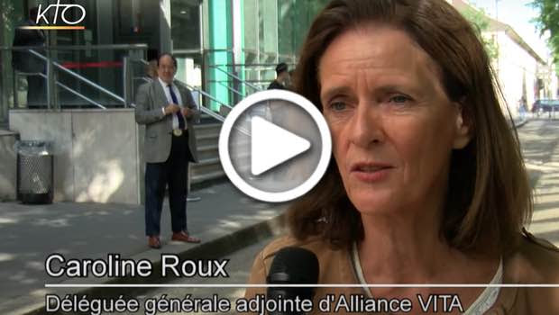 Caroline Roux sur KTO