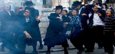 Żydowscy ekstremiści: Śmierć chrześcijanom!