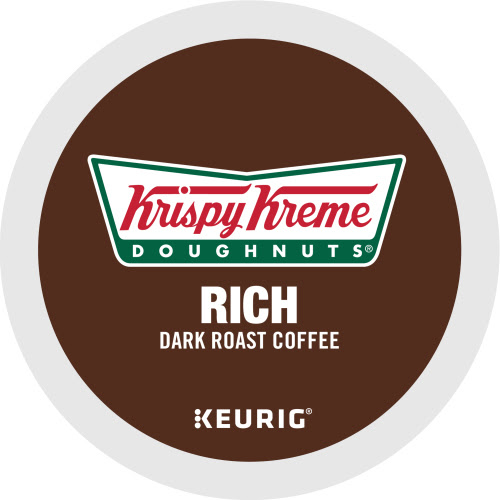 Krispy Kreme Rich K-Cup® coffee pods