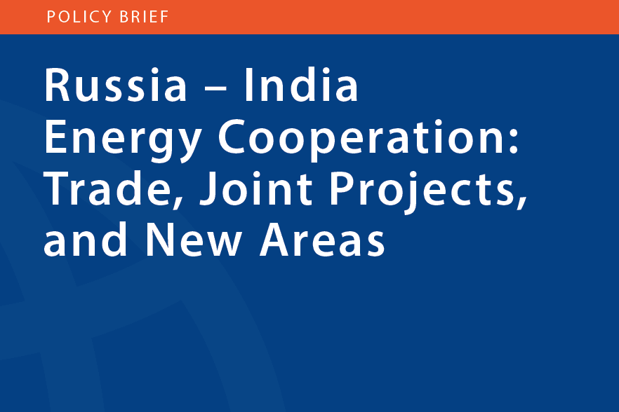 Russia India Energy Cover
