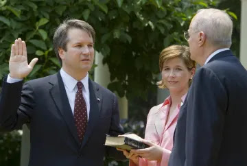 Brett Kavanaugh nominated to US Supreme Court