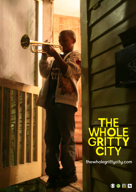 Screening: The Whole Gritty City @ Dwyer Cultural Center | New York | New York | United States