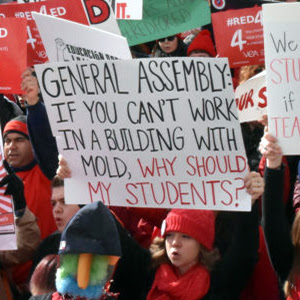 VA educators demand                                           accountability from lawmakers