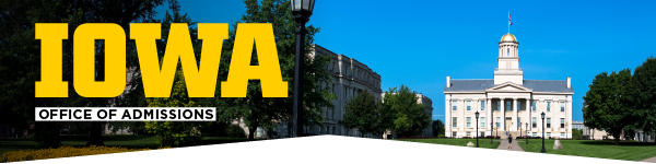 University of Iowa Office of Admissions