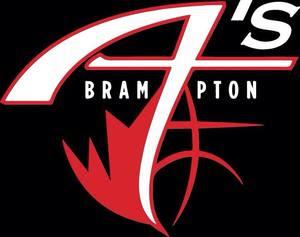 Brampton A's Logo