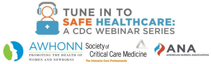 Tune in to Safe healthcare webinar